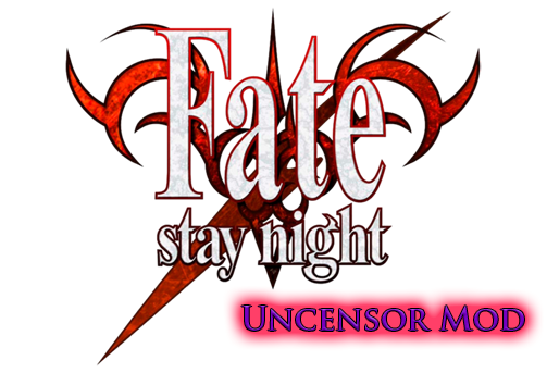 Fate Stay Night Uncensor Mod